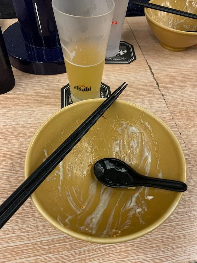 Good japanese food at Umi Nami