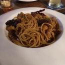 Gong Bao Chicken Spaghetti [$18]