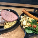 Swiss meatloaf, Sausage