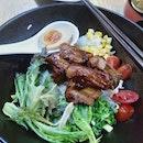 Miso Kakuni Ricebowl (Approx $7.80)