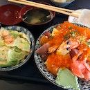 Japanese Chirashi Don