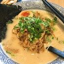 Pork Yakiniku Tonkotsu Ramen ($9.90)