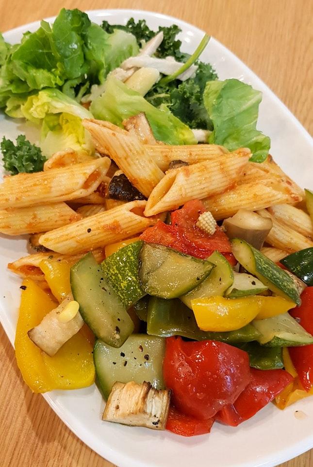 Three-ingredient Salad ($10.40)