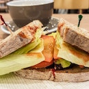 Beetroot and Avocado Sandwich ($8.50)