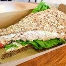 Tuna and Egg Sandwich ($8.90)