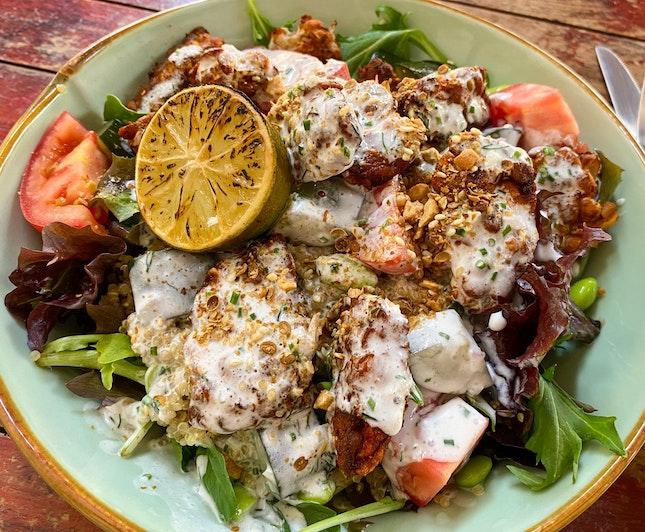 Tempeh Salad ($15.50)