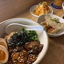 Lunch Special $16 - Egg Noodles, Dumplings, Iced Drink