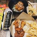 Love their fried chicken