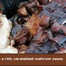 Unctuous Mushroom Sauce