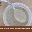 Velvety Smooth Mushroom Soup