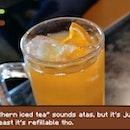 Free Flow Iced Tea ($5++)