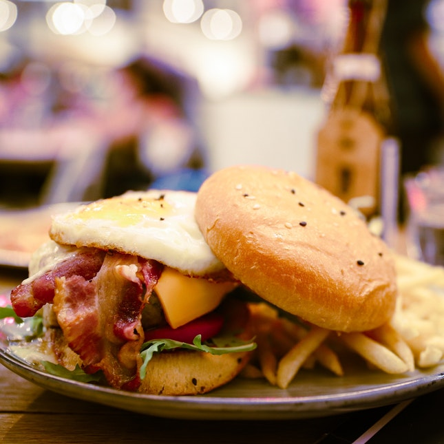 The Assembly Burger ($24)