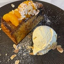 Orange Bread Pudding $13++