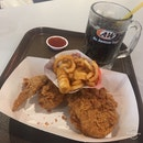 A&W Golden Aroma Chicken Anytime