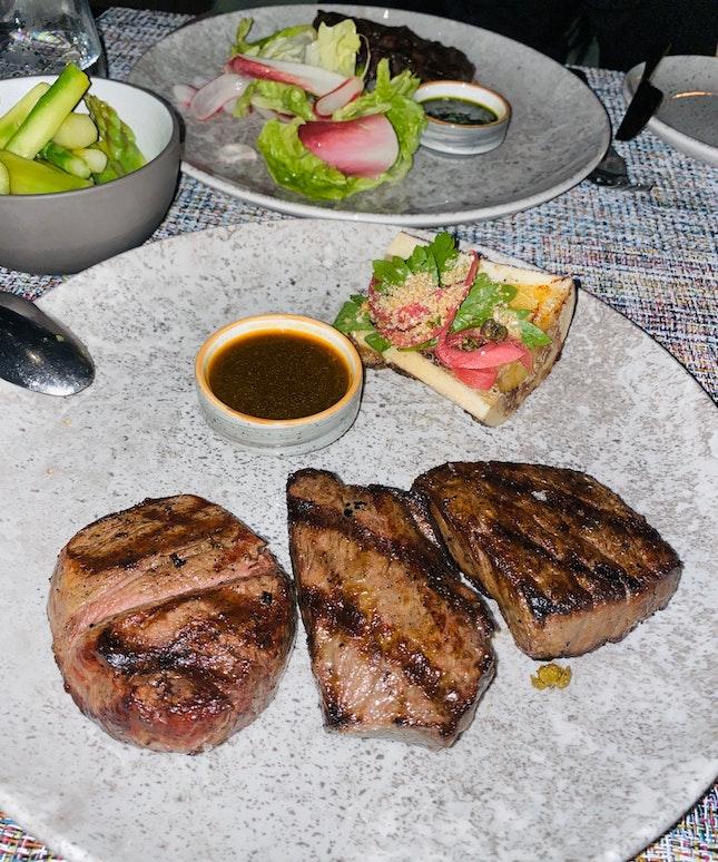Signatures Beef Tasting ($160)