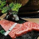 Wagyu Sirloin Steak