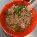 Hongkee BEEF Noodle
