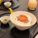Ultimate Egg Rice With Negitoro