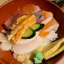 Amazing Sashimi