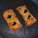 Sea Urchin Toast