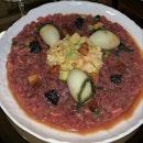 Spanish Tuna Tartare