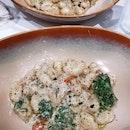 Truffle Pesto Gnocchi