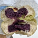 Purple Sweet Potato Pau