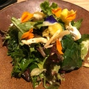 Organic Mushroom Salad
