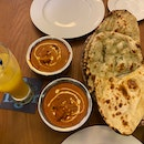 Butter Chicken $45 Including Naan