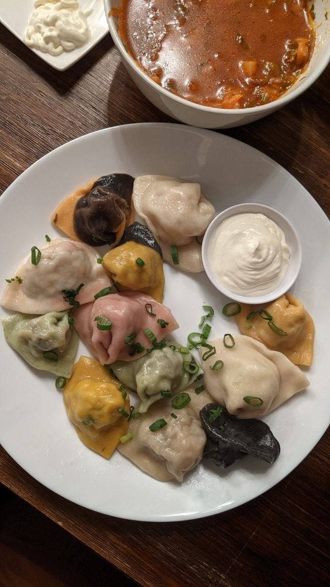 Russian Food 😍