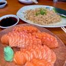 Super Worth It Sashimi