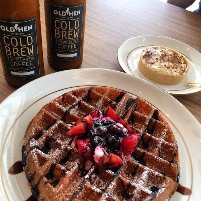 Waffle, Tart & Coffee