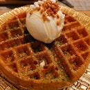 Waffles & Hokkaido Milk