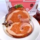 Honey Cinnamon Glazed Pork Belly