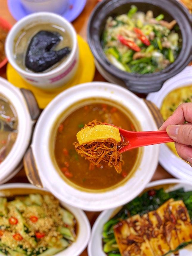 Collagen Fish Maw Soup