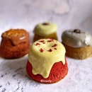 Mini Chiffon Cakes