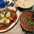 Murgh Masloom ($20), Mutton Masala ($16)