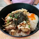 Surf & Turf Mentaiko Rice ($15.80)