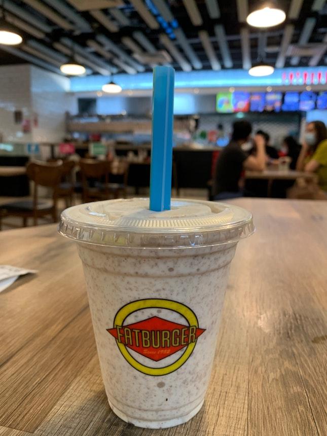 Caramel Cookie Crumble Milkshake ($6.50)