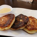 Cheese Pancakes ($9.90)