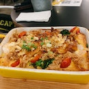 Salted Egg Mac & Cheese ($18.90)