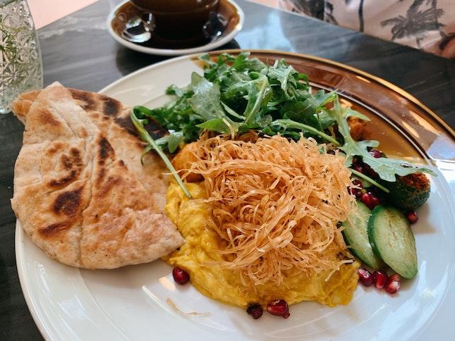 Turkish Common Man Breakfast ($27)