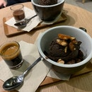 The Chocolate Affogato Was Awesome