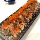 Salmon Mentaiko Roll ($16.80)