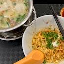 Mini Wok Noodle | $6