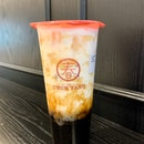 Brown Sugar Bubble Milk Tea (L) | $6.80