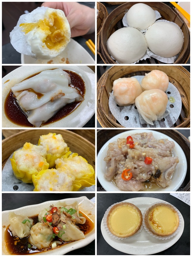 Authentic Hong Kong Dim Sum In Sunshine Plaza