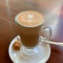 Mocha Vanilla Latte (Hot)   $7.50