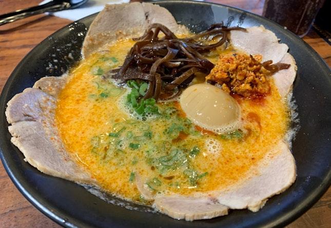 Special Spicy Ramen | $15.80
