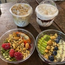 For 1-for-1 Açai Bowl And Coffee